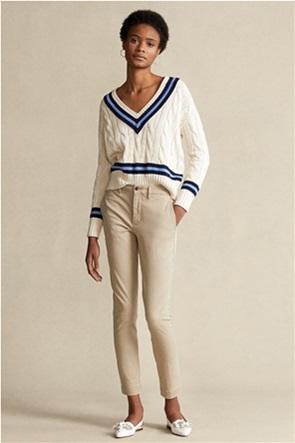 "Polo Ralph Lauren γυναικείο chino παντελόνι ελαστικό ""Skinny"""