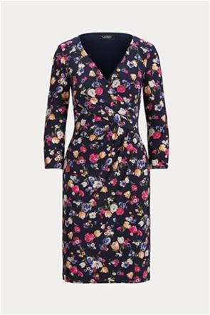 Lauren Ralph Lauren γυναικείο mini κρουαζέ φόρεμα με floral print