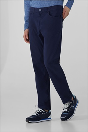 Trussardi Jeans ανδρικό παντελόνι casual straight fit