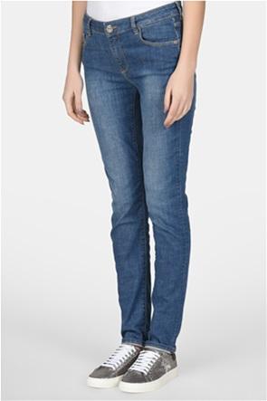 Trussardi γυναικείο τζην παντελόνι πεντάτσεπο Skinny Fit