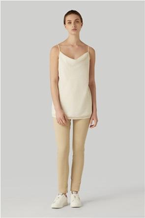 Trussardi Jeans γυναικείο παντελόνι cropped