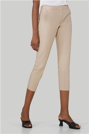 Trussardi Jeans γυναικείο capri παντελόνι με πλαϊνές τσέπες