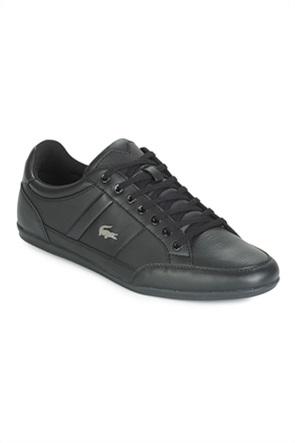 "Lacoste ανδρικά sneakers με μεταλλικό λογότυπο ""Chaymon BL 1"""