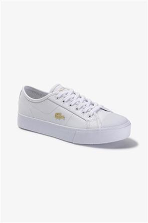 "Lacoste γυναικεία δίσολα sneakers ""Ziane Plus Grand 1201"""
