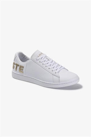 "Lacoste γυναικεία sneakers με μεγάλο λογότυπο  ""Carnaby Evo 120"""