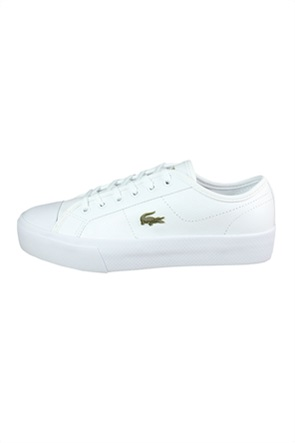 "Lacoste γυναικεία sneakers με διάτρητο σχέδιο ""Ziane"""