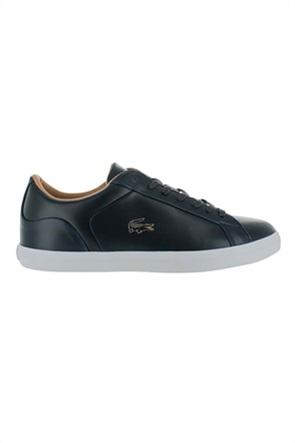 "Lacoste ανδρικα sneakers με χρυσό λογοτυπο ""Lerond"""