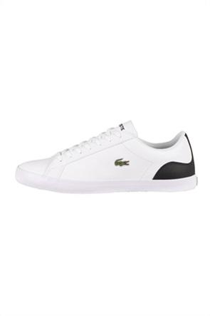 "Lacoste ανδρικα sneakers με κεντημένο λογότυπο ""Lerond 0120"""