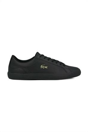 "Lacoste ανδρικα sneakers με χρυσό λογότυπο ""Lerond 0120 2"""