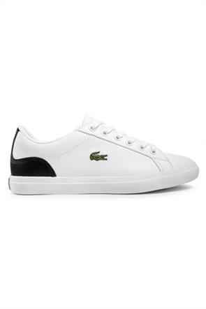 "Lacoste παιδικά sneakers με κεντημένο λογότυπο ""Lerond 0120"""