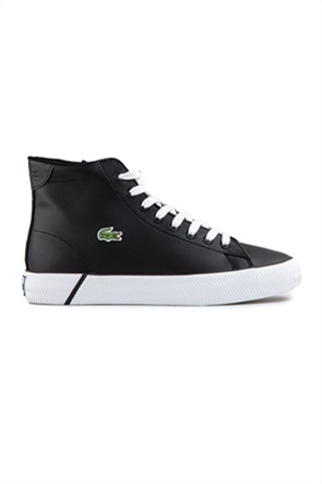 """Lacoste παιδικά sneakers μποτάκια """"Gripshot Mid 0121"""""""