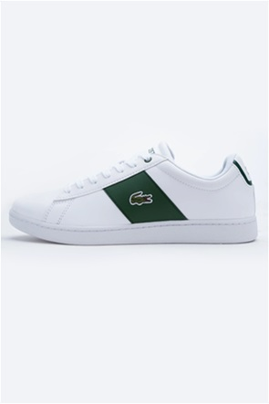 """Lacoste ανδρικά δερμάτινα sneakers """"Carnaby 0121"""""""