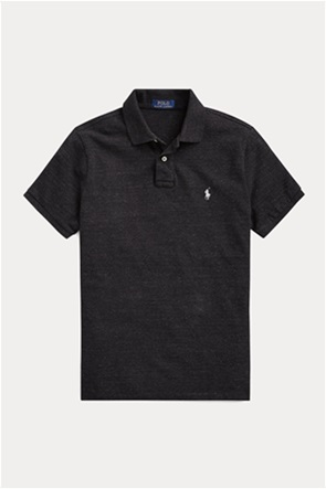 "Polo Ralph Lauren ανδρική πόλο μπλούζα με κεντημένο logo ""Slim Fit Mesh"""