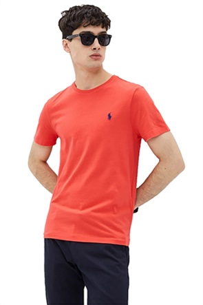 Polo Ralph Lauren ανδρικό T-shirt με κεντημένο λογότυπο ''Relaxed Fit''