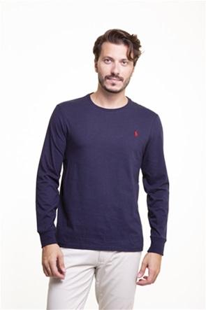 Polo Ralph Lauren ανδρική μακρυμάνικη μπλούζα Slim fit