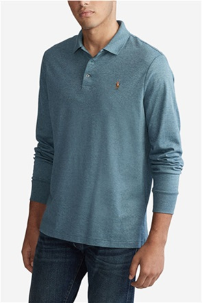 Polo Ralph Lauren ανδρική μπλούζα polo μακρυμάνικη
