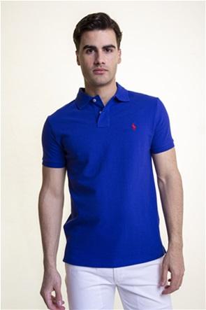 """Polo Ralph Lauren ανδρική polo μπλούζα """"The Iconic Mesh"""""""