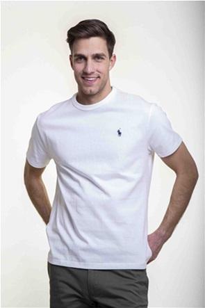 Polo Ralph Lauren ανδρικό T-shirt με κεντημένο λογότυπο ''Classic Fit''