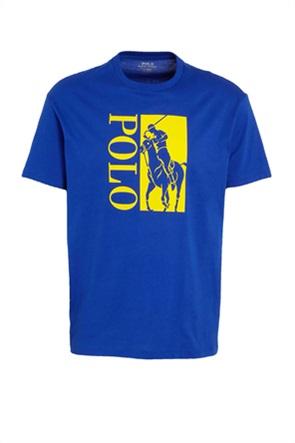 Polo Ralph Lauren ανδρικό T-shirt με logo print