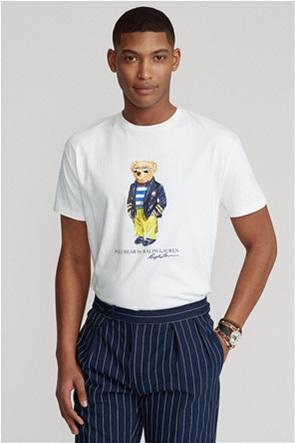 "Polo Ralph Lauren ανδρικό T-shirt με graphic print ""Marina Polo Bear"""