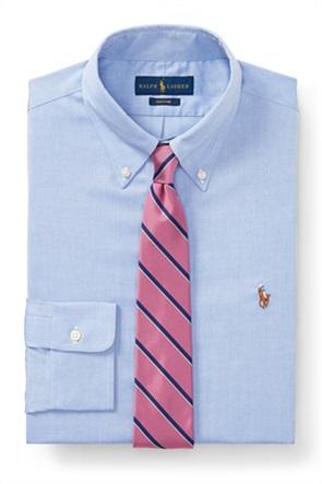 Polo Ralph Lauren ανδρικό πουκάμισο Classic Fit Oxford