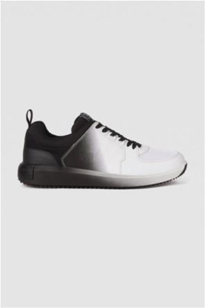 Trussardi ανδρικά sneakers με graduated effect