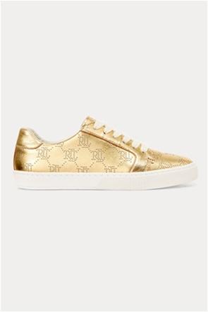 "Polo Ralph Lauren γυναικεία sneakers με διάτρητο σχέδιο ""Joslin"""