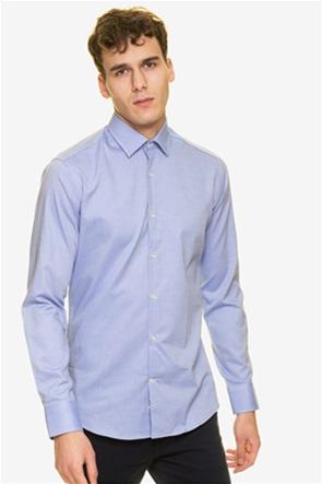 The Bostonians ανδρικό πουκάμισο με γεωμετρικό σχέδιο