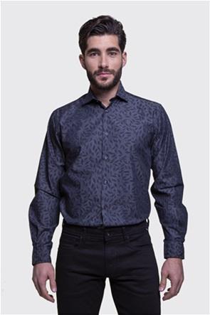 The Bostonians ανδρικό πουκάμισο με print