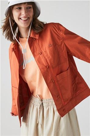 Lacoste γυναικείο jacket με κουμπιά