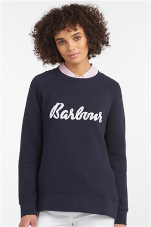 "Barbour γυναικείο φούτερ με κεντημένο λογότυπο ""Otterburn"""