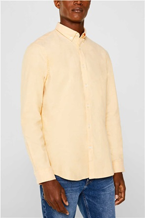 Esprit ανδρικό πουκάμισο με button-down γιακά Oxrford