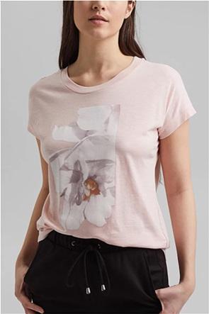 Esprit γυναικείο T-Shirt με graphic print