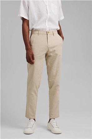 Esprit ανδρικό chino παντελόνι λινό (32L)