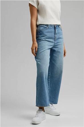 Esprit γυναικείο τζην παντελόνι culotte