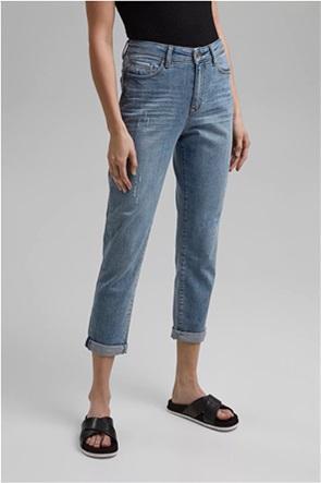 Esprit γυναικείο τζην παντελόνι cropped