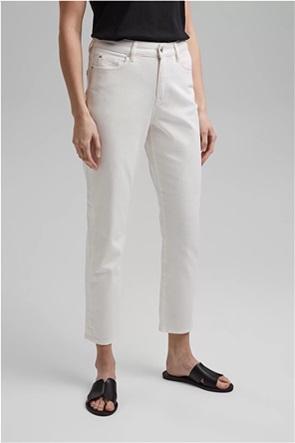 Esprit γυναικείο τζην παντελόνι cropped πεντάτσεπο