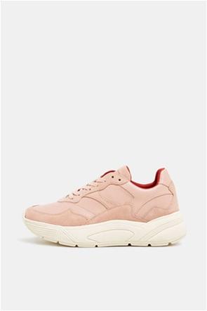 Esprit γυναικεία sneakers με κορδόνια
