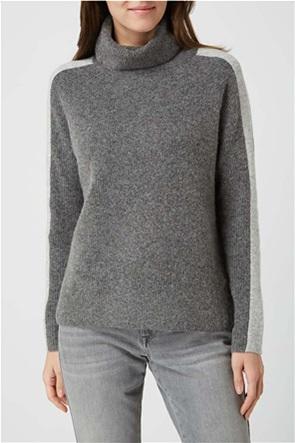 Esprit γυναικεία πλεκτή μπλούζα ζιβάγκο