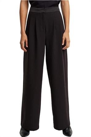 Esprit γυναικείο παντελόνι με πιέτες