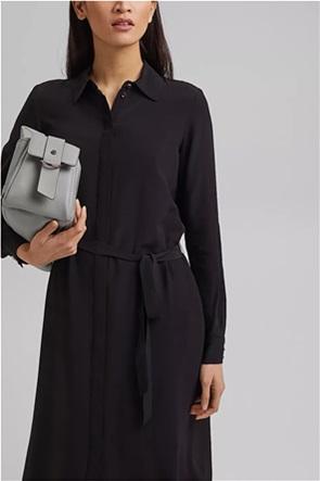 Esprit γυναικείο midi φόρεμα σεμιζιέ
