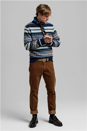 "Gant ανδρικό κοτλέ παντελόνι slim fit ""Cord"""
