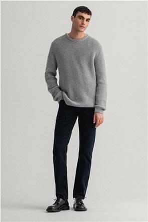 "Gant ανδρικό κοτλέ παντελόνι μονόχρωμο ""Hayes Slim Fit Corduroy"""