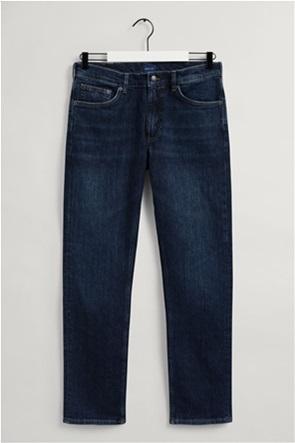"""Gant ανδρικό τζην παντελόνι πεντάτσεπο """"Arley Regular Fit"""""""