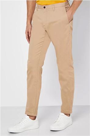 Gant ανδρικό παντελόνι slim Satin Chino (34L)
