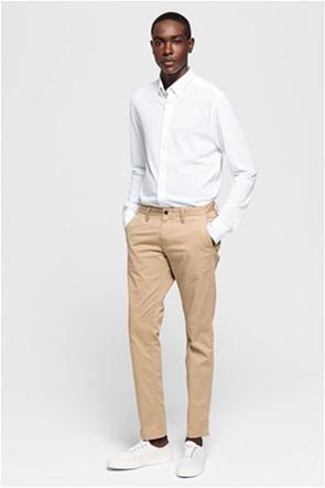 "Gant ανδρικό chino παντελόνι μονόχρωμο Slim Fit ""Twill"""