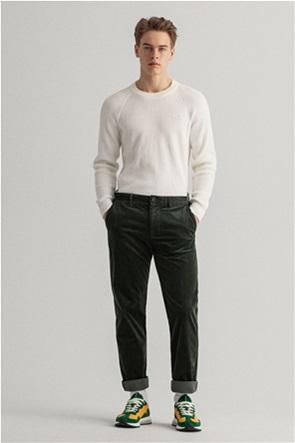 "Gant ανδρικό κοτλέ chino παντελόνι ""Allister Regular Fit"""