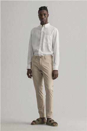 Gant ανδρικό chino παντελόνι Slim Fit ''Tech Prep™ Hallden'' (34L)