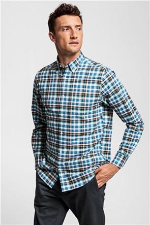 """Gant ανδρικό καρό πουκάμισο με button down γιακά """"Preppy Plaid Oxford"""""""