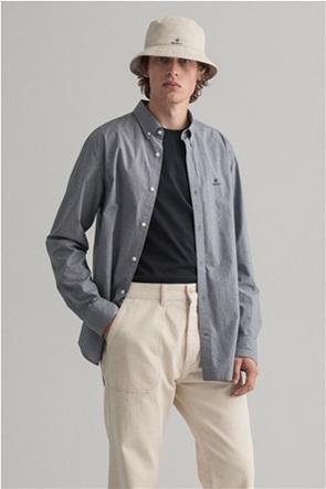 "Gant ανδρικό πουκάμισο με μικροσχέδιο πουά ""Dot Structure"""